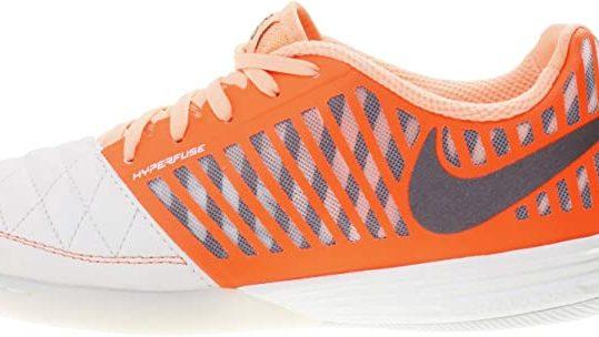 Zapatillas de Fútbol Sala Nike Lunar Gato 2 Indoor Naranja